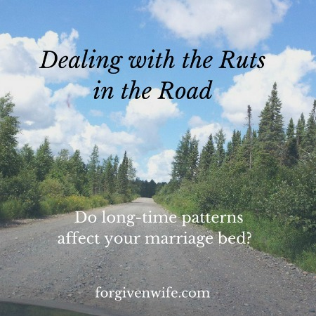 Have long-time patterns carved ruts into your marriage bed?
